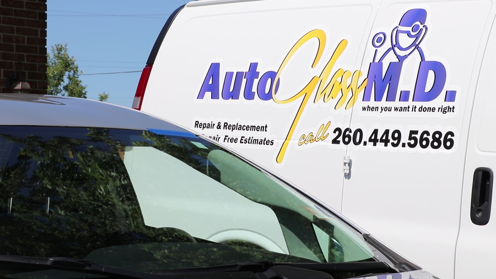 Auto Glass Quote Auto Glass Repair In Fort Wayne Indiana  Auto Glass M.d.